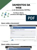 FW03 - Estruturas de Documentos XHTML