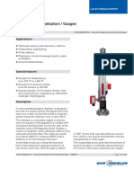 KSR Kuebler Magnetic Level Indicators
