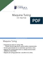 Maquina Turing