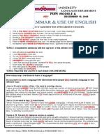 Pupe 09-10 Worksheet 12 (a) Key