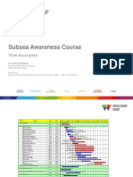USB - James Holbeach - Subsea Awareness Course - SUT 2014-JWHPrint