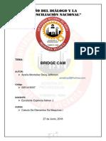 Lab. Nº 03 BRIDGE CAM - Calculo de Elementos 1