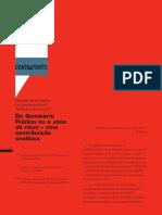 Do Seminário Público ou a zona de risco - uma contribuição analítica - Redobra_10_3