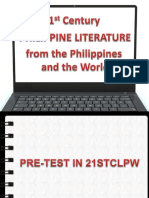 Various Dimensions of Philippine Literary History