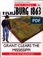 Vicksburg 1863_ Grant Clears Th - Alan Hankinson