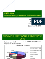 Bugsday Software Testing Career Skill Development 100125224008 Phpapp02