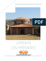 Pre-requisistos OpenHR on Premises