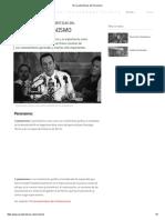 10 Características Del Peronismo