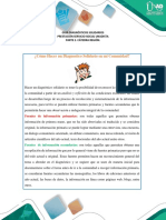 1. Guía Diagnósticos Solidarios