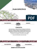 3.- Plan Especifico