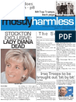 Mostly Harmless Issue 3