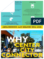 Center City Connector Flyer