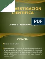 2. LA INVESTIGACIÓN CIENTÍFICA - 2.pptx