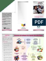 Trictico Agenda Digital