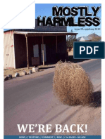 Mostly Harmless Issue 10