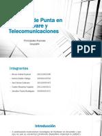 Tecnología de Punta en Hardware y Telecomunicaciones