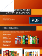 Estrategias Pepsico
