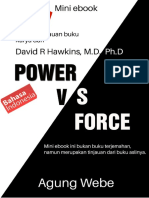 Sebuah Tinjauan Buku POWER vs FORCE