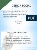 CONCIENCIA SOCIAL.pptx