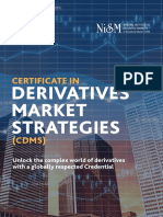 NISM_Certificate in Derivatives Market (Brochure)