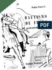 Bautismo de Fuego Del Proletariado Peruano Pedro Parra