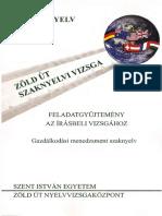 272516571 Nemet Nyelv Kozepfok Zold Ut Szaknyelvi Vizsga Javitott Kep