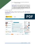 Comunicacion de Los Conceptos Retribuidos Para El Cumplimiento Del Articulo 147
