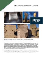 Sa Morte Secada Avvoltoi, Sciamani e Circoli Megalitici 3