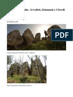 Sa Morte Secada Avvoltoi, Sciamani e Circoli Megalitici 4