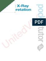 Pocket Tutor Chest X-Ray Interpretation (2012)