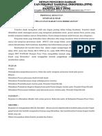 Proposal Seminar Bareng Patelki Transfusi