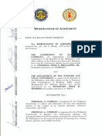 3 MOA DILG-COMELEC Re Statement of Expenditures