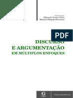 Discurso e Argumentação