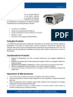 IT SSD6 IR - Illuminatore ad Infrarosso