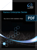 SQL Server 2008 Installation Steps v10