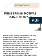 Kjk.sp01.007.01 Memberikan Motivasi (1)