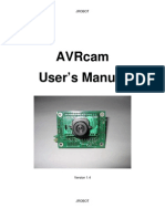 AVRcam Users Manual v1 4