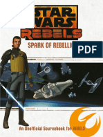 FFG - Star Wars Rebels Sourcebook - Spark of Rebellion