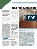 La situation préoccupante des conseillers pénitentiaires dans la Loire