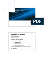 Section 2b-Slides-Fundamentals of Metal Cutting Theory 2016