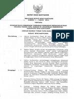 Nomor 31a-Standar Biaya Pemberian Tambahan Perbaikan Pengrasilan Bagi Pegawainegeri Sipil Daerah Di Lingkungan Pemerintah Kabupaten Musi Banyuasin