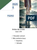 Apresentacao Pedro