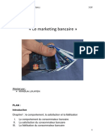 Marketing Bancaire