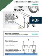 Celdas de Media Tensión Siemens Sampol