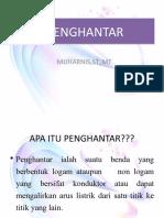 PENGHANTAR 1