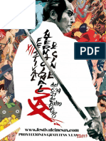 Programa Festival Cine Sax 2018