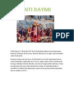 El Inti Raymi.docx