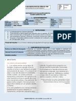 Instrumento de Evaluación Quimestral 2-5 Nee
