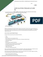 Intensive Recirculating Aquaculture Sys..