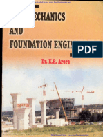 Soil Mechanics and Foundation Engineering by Dr k.r- By Easyengineering.net